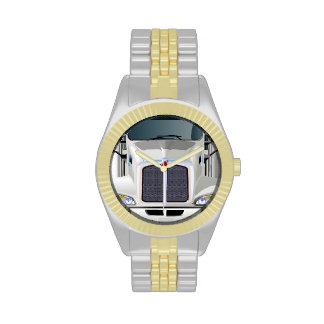 Semi Truck Cargo Wristwatches