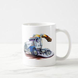 Semi Truck Coffee Mug
