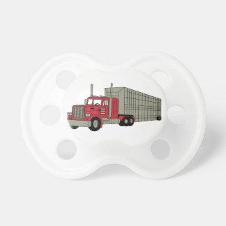 Semi Truck Pacifier