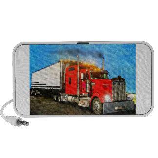 Semi Truck Speaker