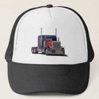Semi truck trucker hat