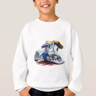 Semi Truck with Sleepercab Sweatshirt