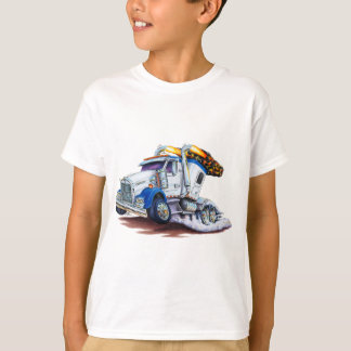 Semi Truck with Sleepercab T-Shirt