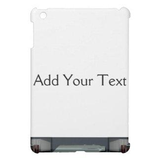 Semi Trucks on Steel Colored Case For The iPad Mini