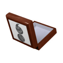 semicolon gift box