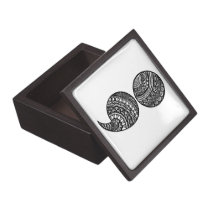 semicolon keepsake box