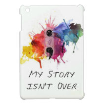 Semicolon- My Story isnt Over Cover For The iPad Mini