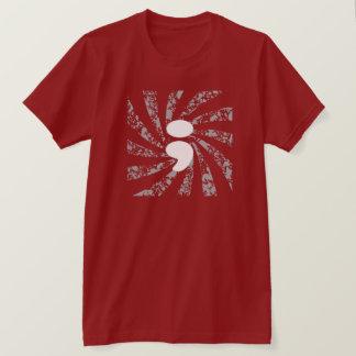 Semicolon on sun rays T-Shirt