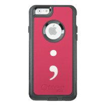 Semicolon OtterBox iPhone 6/6s Case