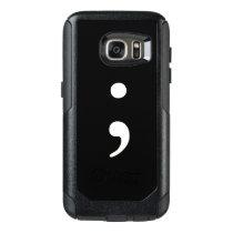 Semicolon OtterBox Samsung Galaxy S7 Case