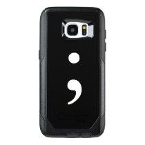 Semicolon OtterBox Samsung Galaxy S7 Edge Case