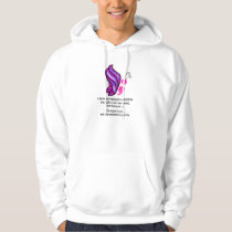 Semicolon Suicide/Depression Awareness Butterfly Hoodie