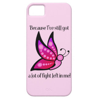 Semicolon Suicide/Depression Awareness Butterfly iPhone SE/5/5s Case