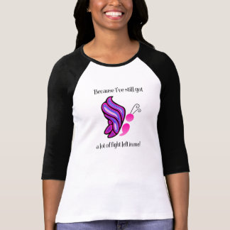 Semicolon Suicide/Depression Awareness Butterfly Tshirt