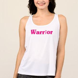 Semicolon Suicide/Depression Warrior Hot Pink Tank Top