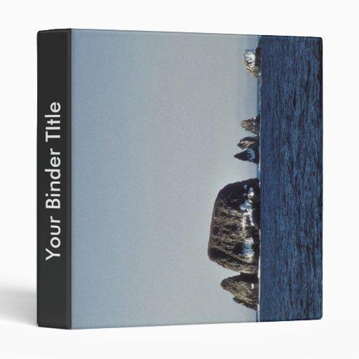 Semidi Islands, South Island, Alaska Peninsula Uni Vinyl Binders