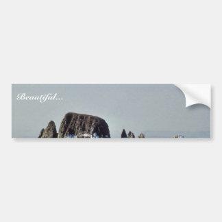 Semidi Islands, South Island, Alaska Peninsula Uni Car Bumper Sticker