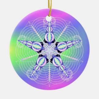Semilla cósmica RePHIning Ornamentos De Navidad