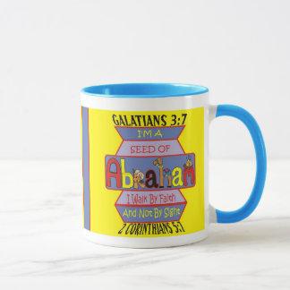 Semilla KZ02 de la taza de Abraham©
