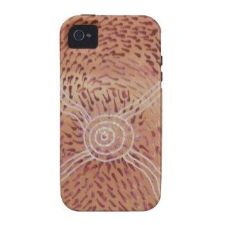 Semillas del desierto Case-Mate iPhone 4 carcasa