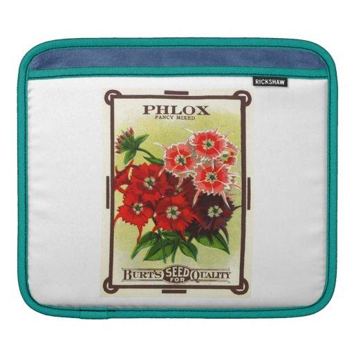 Semillas del Phlox de Burt Fundas Para iPads