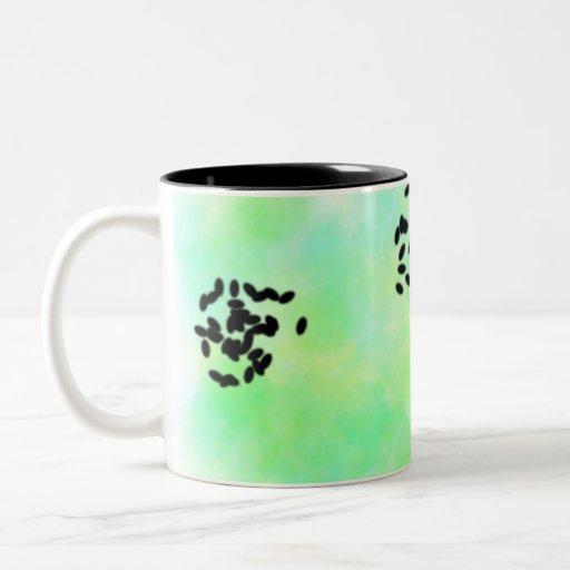 Semillas negras taza