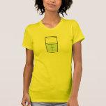 Semilleno de cristal - optimismo camiseta