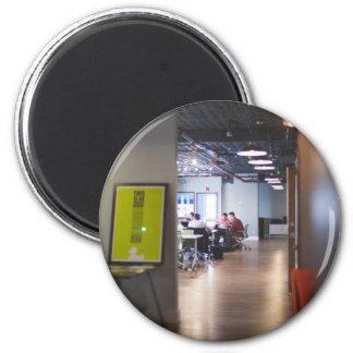 seminar 2 inch round magnet