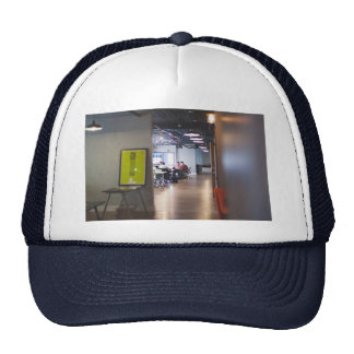 seminar trucker hat