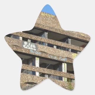Seminario Cardross Escocia de San Pedro Calcomanías Forma De Estrella