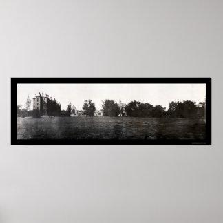Seminario castaño foto 1909 de Theologial de Nuev Impresiones