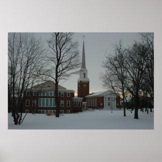 Seminario teológico occidental poster
