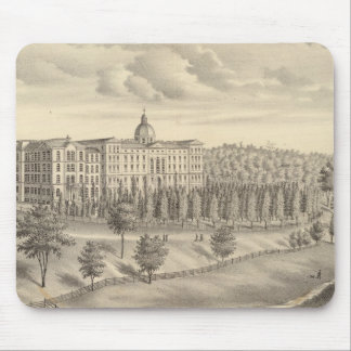 Seminary of St Francis of Sales, Milwaukee Co Wis Mouse Pad