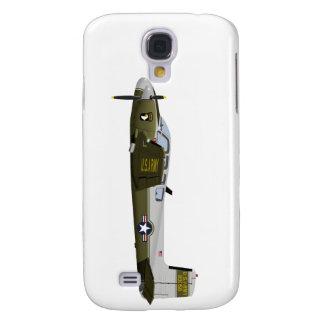Seminole 456456 de Beechcraft L-23 U-8 Funda Para Galaxy S4