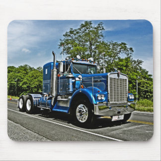 Seminole Blue W900A Mousepad
