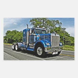 Seminole Blue W900A Stickers