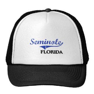 Seminole Florida City Classic Hat