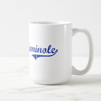 Seminole Florida Classic Design Classic White Coffee Mug