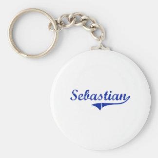 Seminole Florida Classic Design Key Chain