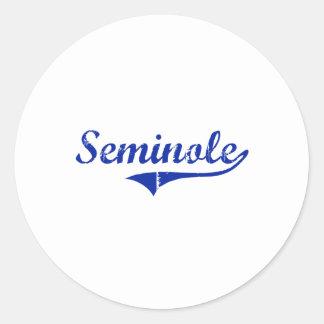 Seminole Florida Classic Design Sticker