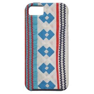 Seminole Indian Quilt iPhone 5 Case