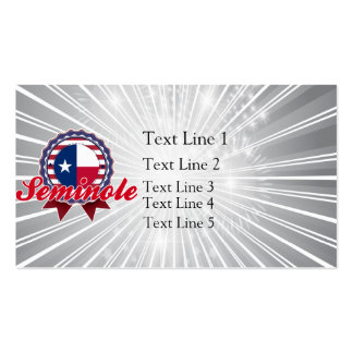 Seminole TX Business Cards