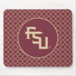 Seminoles de FSU Alfombrilla De Raton