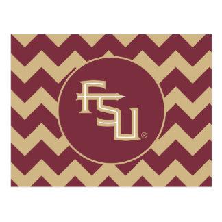 Seminoles de FSU Tarjetas Postales
