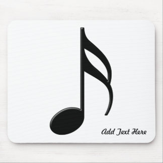 Semiquaver - Sixteenth Note Music Symbol Mouse Pad