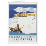 Semmering Austria Cards