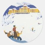 Semmering Austria Stickers