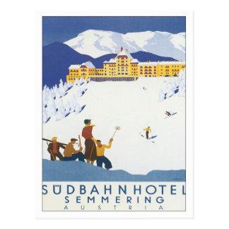 Semmering Austria Tarjetas Postales
