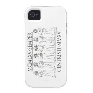 Semper Centristi: Centro 50th reunion 2015 Vibe iPhone 4 Cases