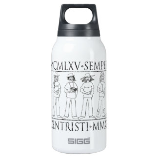 Semper Centristi: Centro 50th reunion 2015 Insulated Water Bottle